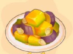 摩尔庄园手游葫芦炒茄子怎么做 葫芦炒茄子食谱配方