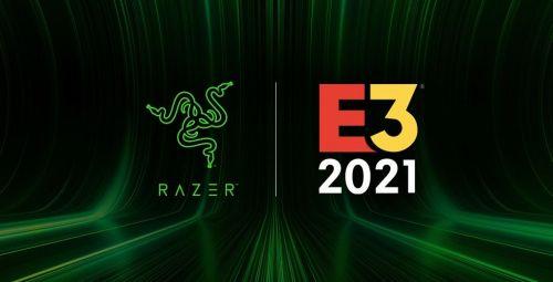 雷蛇CEO陈民亮将在2021 E3 KEYNOTE揭晓游戏硬件的未来