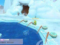 <b>摩尔庄园手游雪山鱼池在哪里 雪山鱼池位置分享</b>