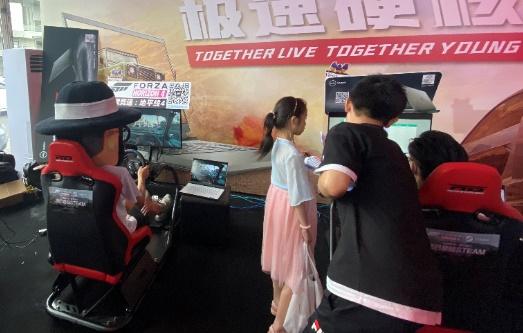 《极限竞速:地平线4》x MG LIVE China 2021活动圆满落幕