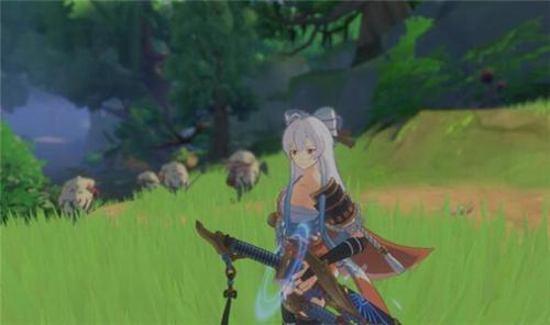 刀剑神域黑衣剑士王牌太刀怎么连招 太刀技能连招攻略