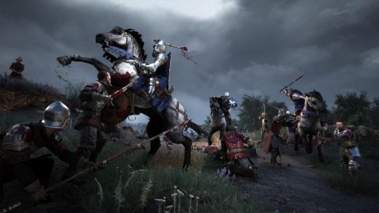 《骑士精神2》延迟高卡顿解决方法,迅游加速流畅开战
