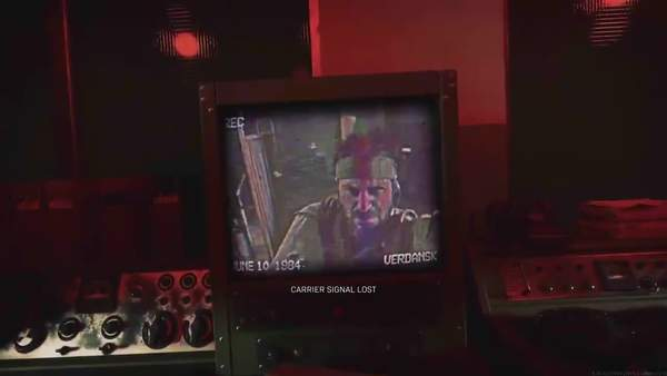 《使命召唤:战区》新过场动画 Stitch和幽灵谈新计划