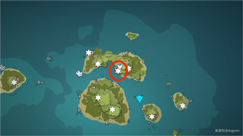 原神海岛探险听海人密码是多少 听海人密码任务攻略