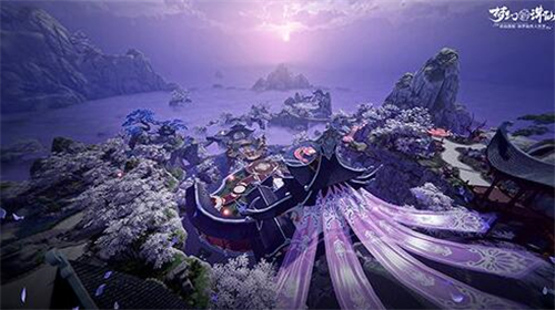 梦幻新诛仙六大最新地图一览 新地图有哪些