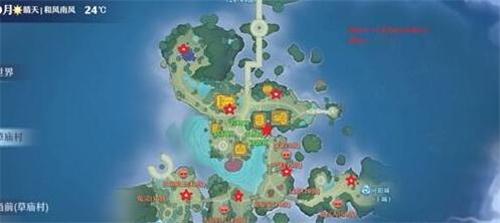 梦幻新诛仙揽月秘宝宝箱在哪 揽月秘宝刷新坐标一览