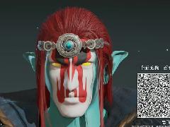 <b>永劫无间demo魔兽捏脸数据分享 抽象大师效果拉满</b>