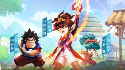 魔神英雄传手游练哪个角色比较好 角色阵容搭配分享