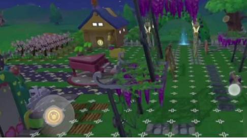 摩尔庄园手游紫藤花架怎么获得 家园装扮道具分享