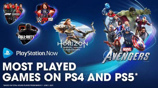 索尼发布PS Now服务本季最受欢迎游戏列表 《血源》《漫威