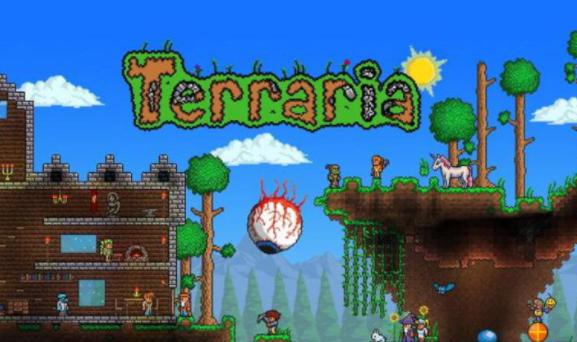 泰拉瑞亚2021最新暑假版下载