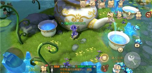 有杀气童话2碧蓝宝石快速采集位置一览 碧蓝宝石怎么采