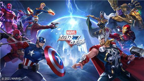 漫威超级战争强势英雄分析 实战top级高胜率英雄分享