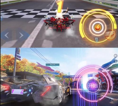 王牌竞速和QQ飞车哪个好玩 王牌竞速和QQ飞车游戏对比