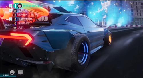 王牌竞速超级涡轮怎么跑 超级涡轮操作方法