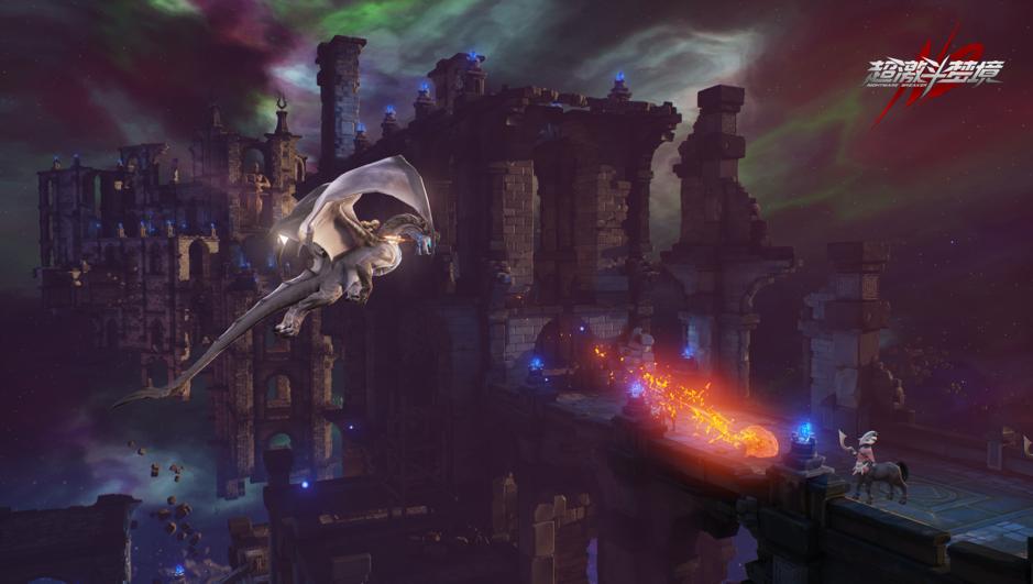 2021最新格斗端游《超激斗梦境》即将公布公测信息!