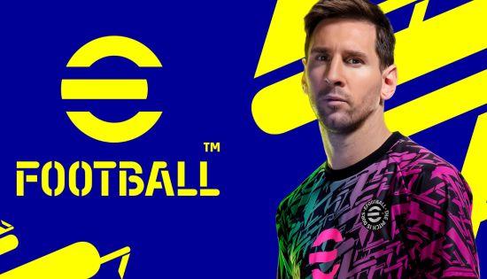 《实况足球》系列更名为《eFootball》!