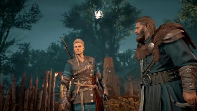 《刺客信条:英灵殿》8月12日推出新DLC,迅游助你'围攻巴黎'
