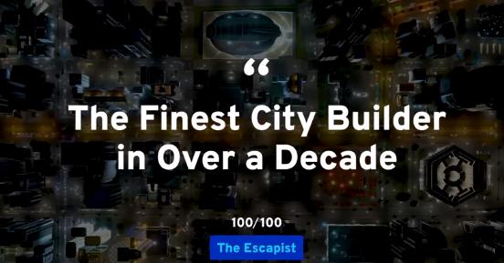 城市天际线官方最新版