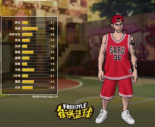 从零开始 《街头篮球》SW简易攻略