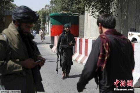 塔利班发警告 拜登决定按期撤军!美国中情局长与塔利班秘密会见?