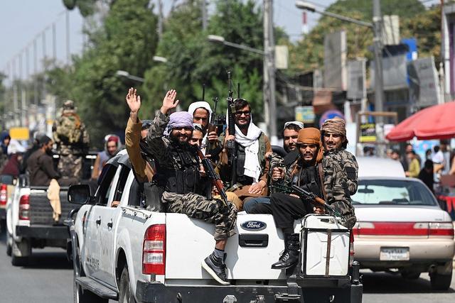 塔利班取消阿富汗临时政府就职典礼 在几天前就已经取消