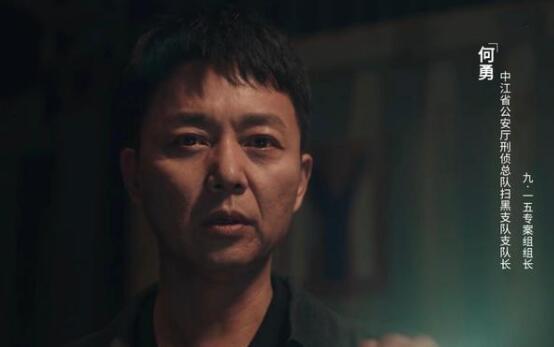 《扫黑风暴》李成阳恢复警察身份后啥级别?林浩和李成阳最后和好了吗?