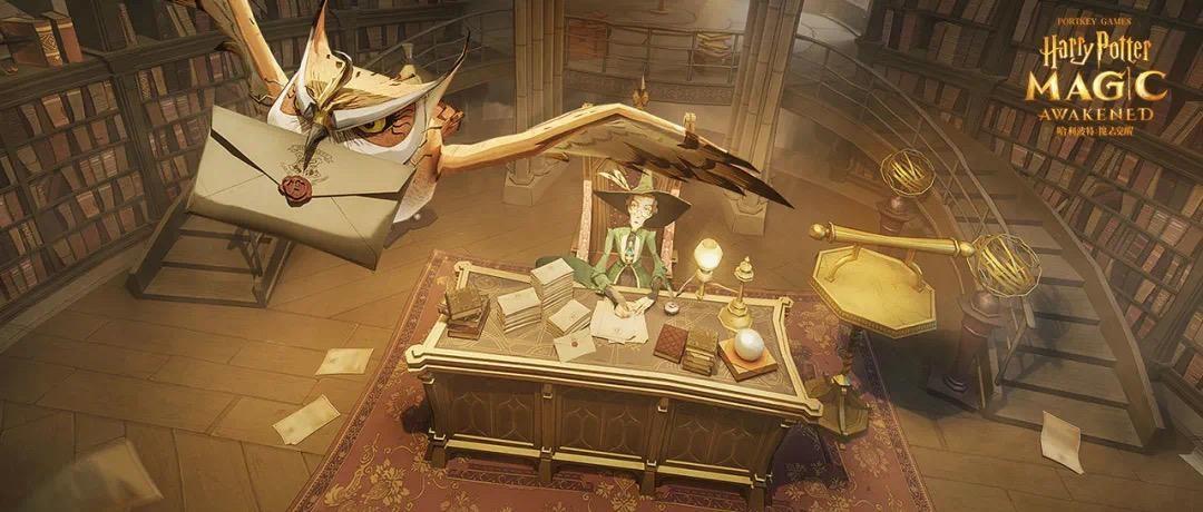 OPPO游戏中心上线《哈利波特:魔法觉醒》:以定制化内容助力高效触达