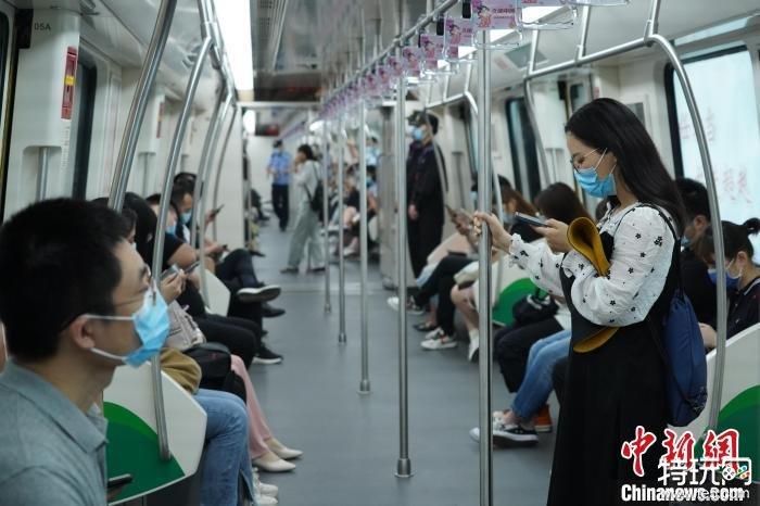 时隔近两个月后!郑州地铁5号线等4条线路恢复运营