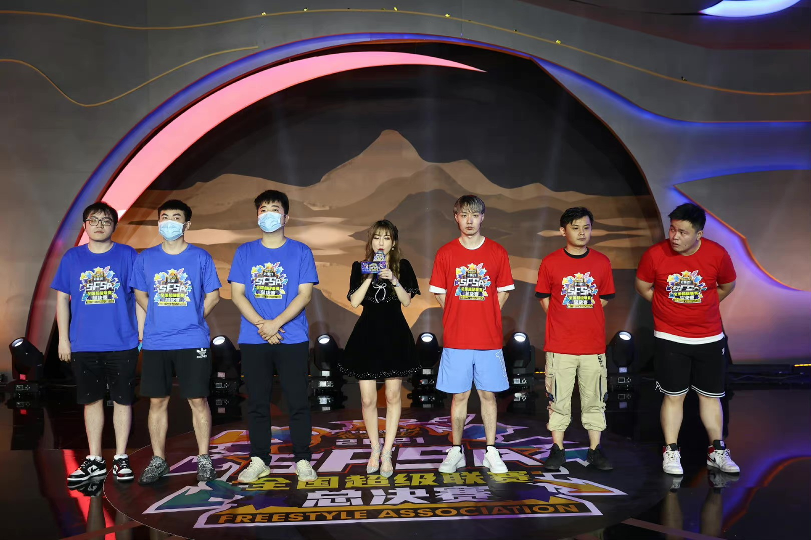《街头篮球》SFSA总决赛圆满落幕 武汉冠军完美卫冕