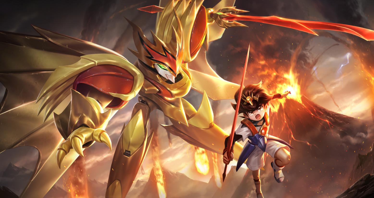 《魔神英雄传》新版本前瞻 超人气新魔神即将登场!