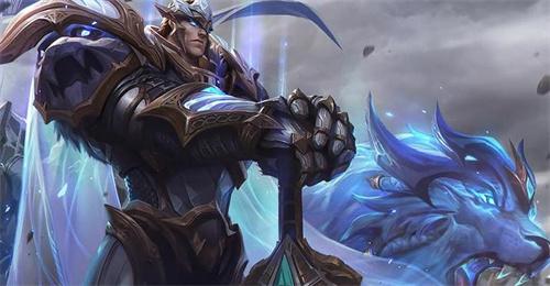 英雄联盟手游蛮族之王蛮王出装推荐