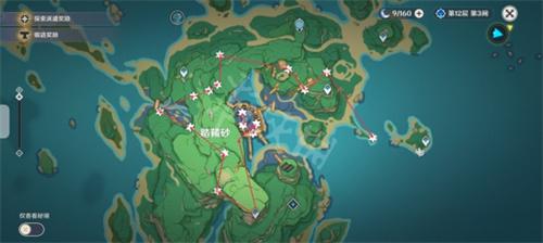 原神2.2鬼兜虫采集路线推荐 鬼兜虫在哪收集