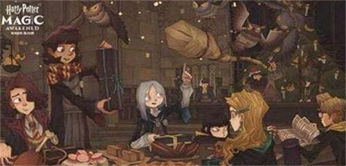 哈利波特魔法觉醒糖果主题床上五件套获取途径